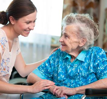 Aide a domicile pour personnes agees
