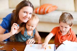 anglais format babysitting